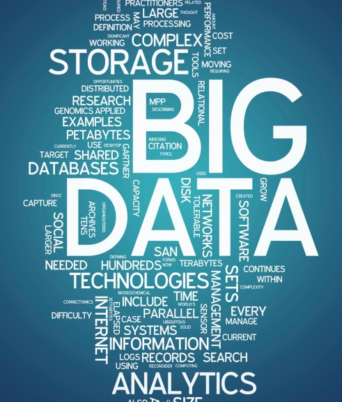 A graphic on Big Data